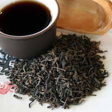 ผงชาดำ