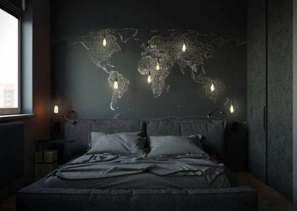 แต่งเตียงสีดำ 5