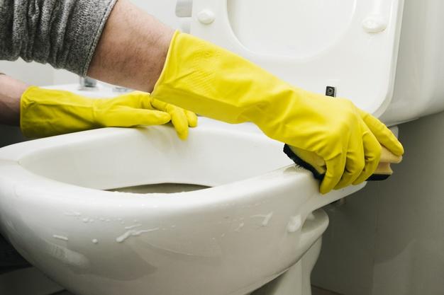 วิธีทำความสะอาดห้องน้ำให้น่าใช้ Ep.2 (1)