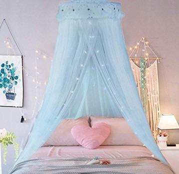"""""""เตียงเจ้าหญิง""""  เฟอร์นิเจอร์เพิ่มความหรูหราและน่ารักให้ห้องนอนของคุณ แม่บ้านยุคใหม่"""