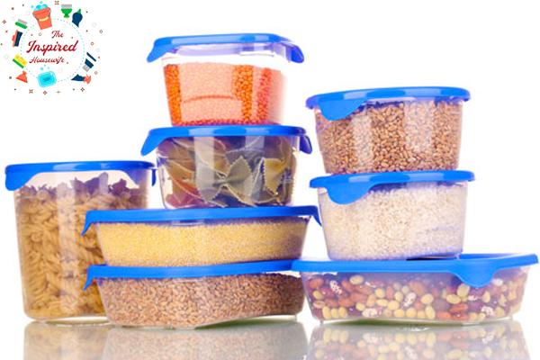 เก็บอาหารแห้งและอาหารสดอย่างให้อยู่ได้นานในช่วง Covid - 19 แม่บ้าน แม่บ้านยุคใหม่